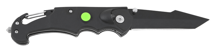 Performance Tools PTW9362 Li-Ion Led Rescue Knife