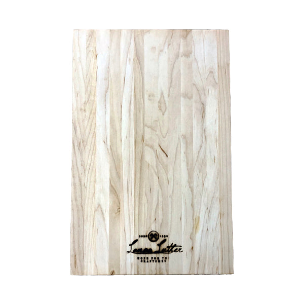 Asbury Rectangular Cutting Board, Maple