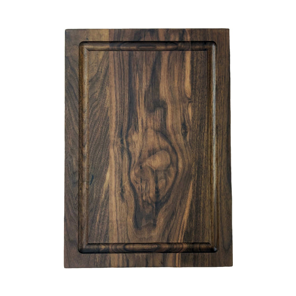 Carlton Juice Groove Cutting Board, Walnut