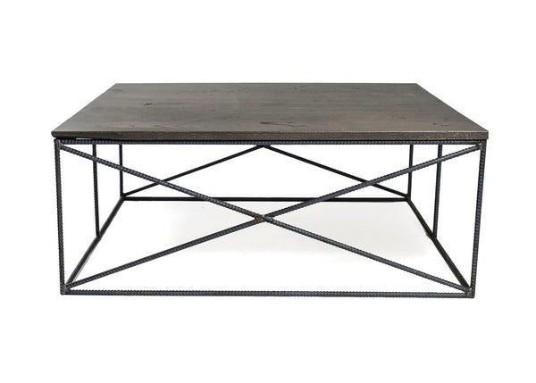 Rebar Jones Coffee Table
