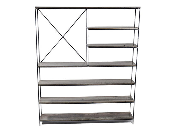 Rebar Jones Shelving Unit