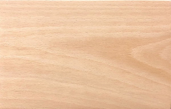 Natural Beech (Clear Finish)