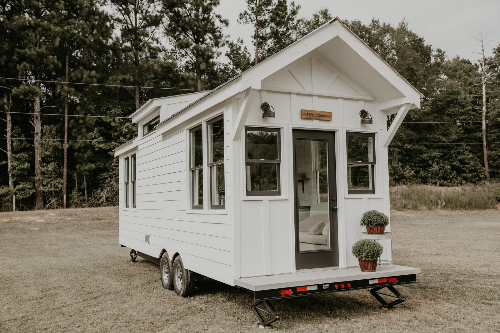 Lamon Luther Tiny House Giveaway