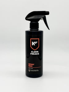 *NEW* Kleen Freaks Spray Wax