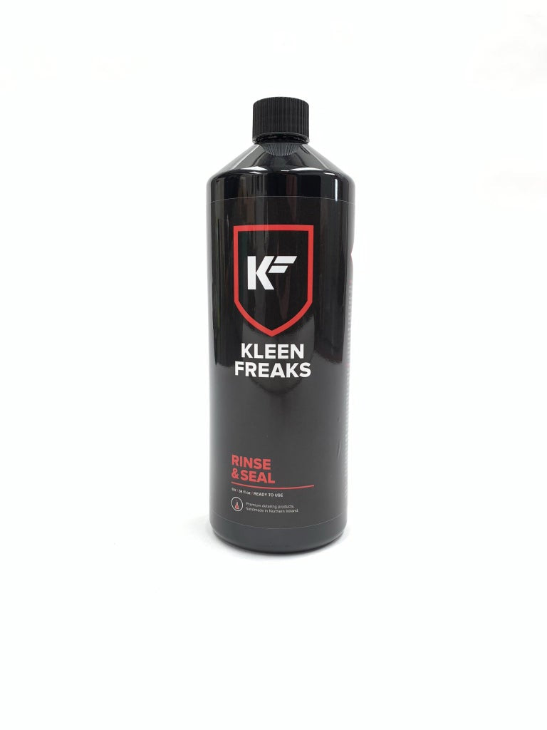 Kleen Freaks Rinse and Seal