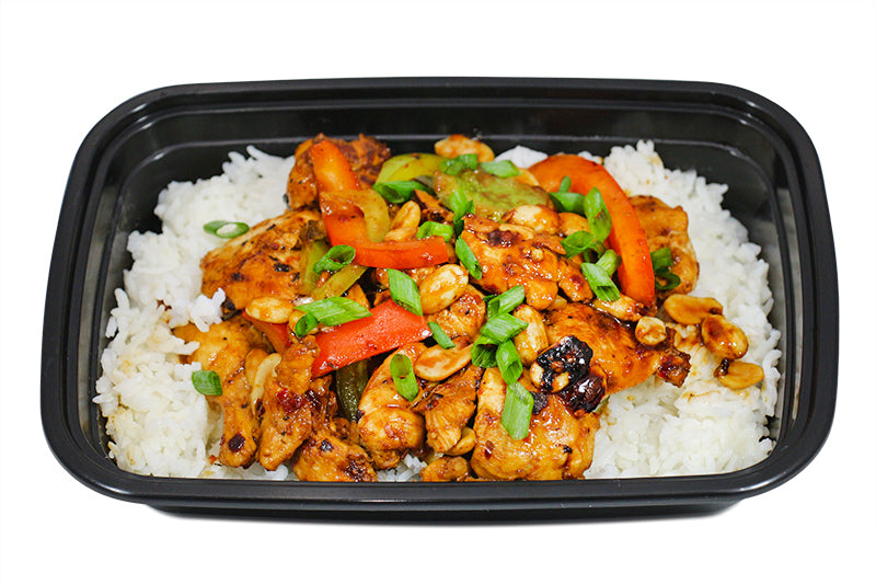 Kung Pao Chicken-Premium Meals