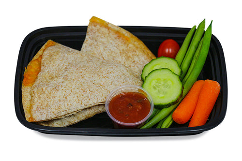 Chicken & Cheese Wholewheat Quesadilla