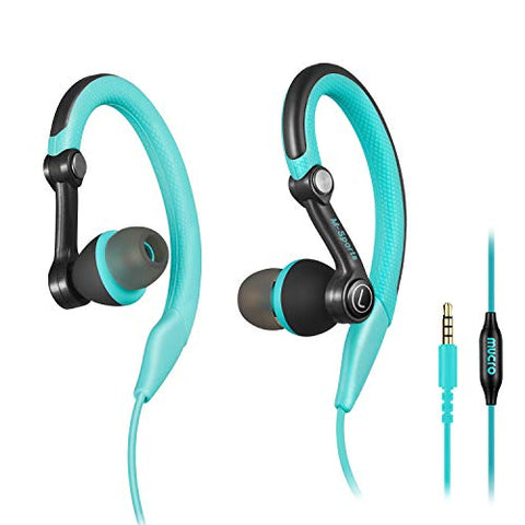 Running Headphones Over Ear in Ear Sport Earbuds