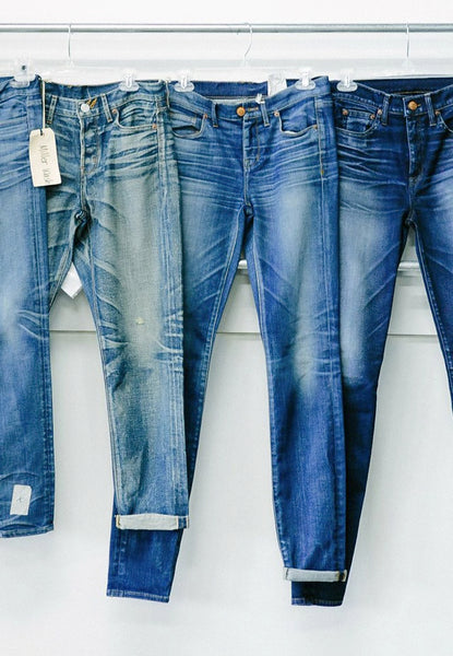 Recycled Denim Jeans