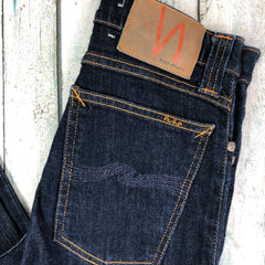 Nudie 'High Kai' Rinsed Wash Jeans- Size 27/32