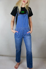 Riders by Lee Denim Overalls - Size 8