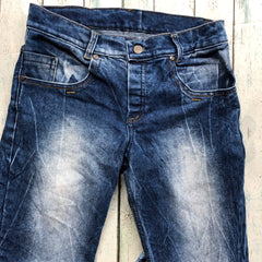 Diesel Mens Antique Wash Jeans - Size 30/34