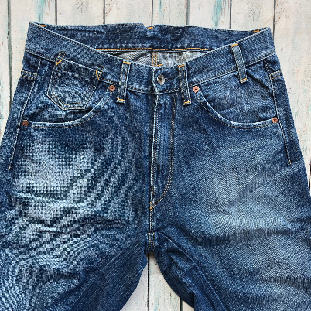 Men's G Star RAW 'A Crotch' Easy Fit Jeans -Size 33
