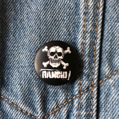 Rancid - Button Badge