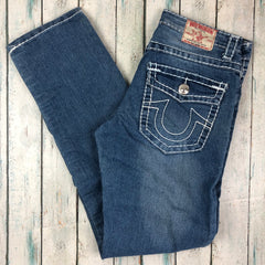 True Religion 'Joey SuperT' Jeans- Size 27