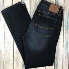 American Eagle 'Extreme Flex' Stretch Straight Leg Jeans - Size 32/34
