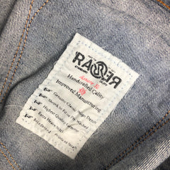 NWT - RA-RE Rag Recycle - Italian 'Jewel Trousers' Stretch Jeans -Size 25