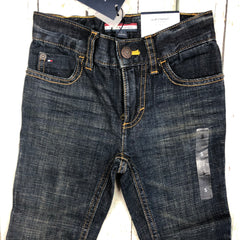 NWT - Tommy Hilfiger Slim Straight Jeans- Size 3