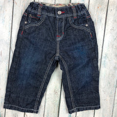 Burberry London Baby Jeans - Size 12M