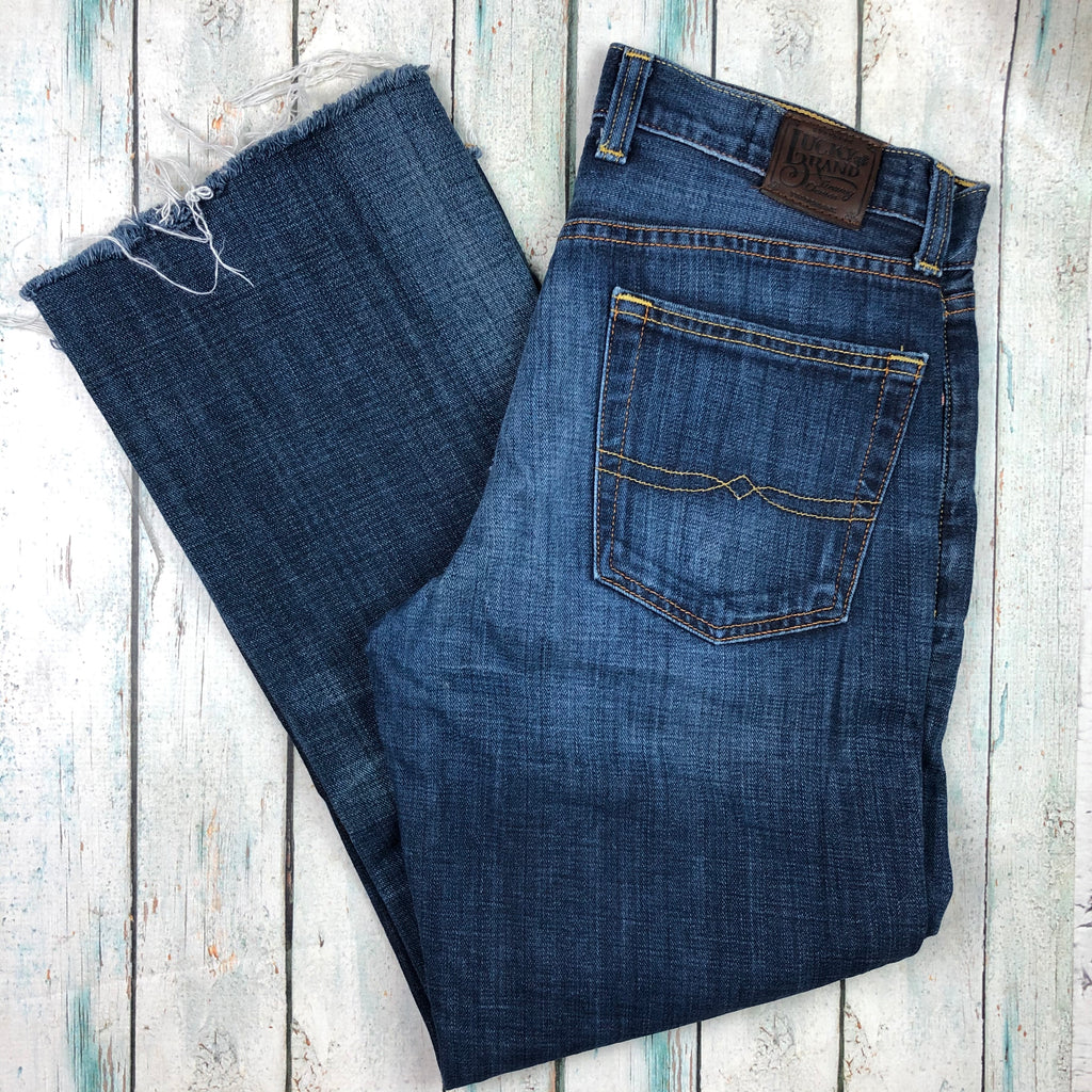 Lucky Brand USA 'Vintage Straight' Jeans- Size 29