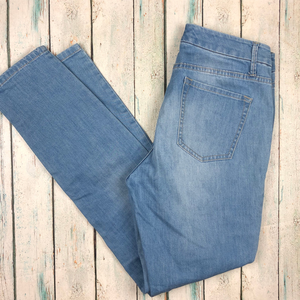 Country Road Lightweight Stretch Denim Jeans -Size 10