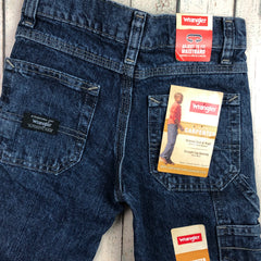 NWT - Wrangler Classic Carpenter Jeans - Size 5