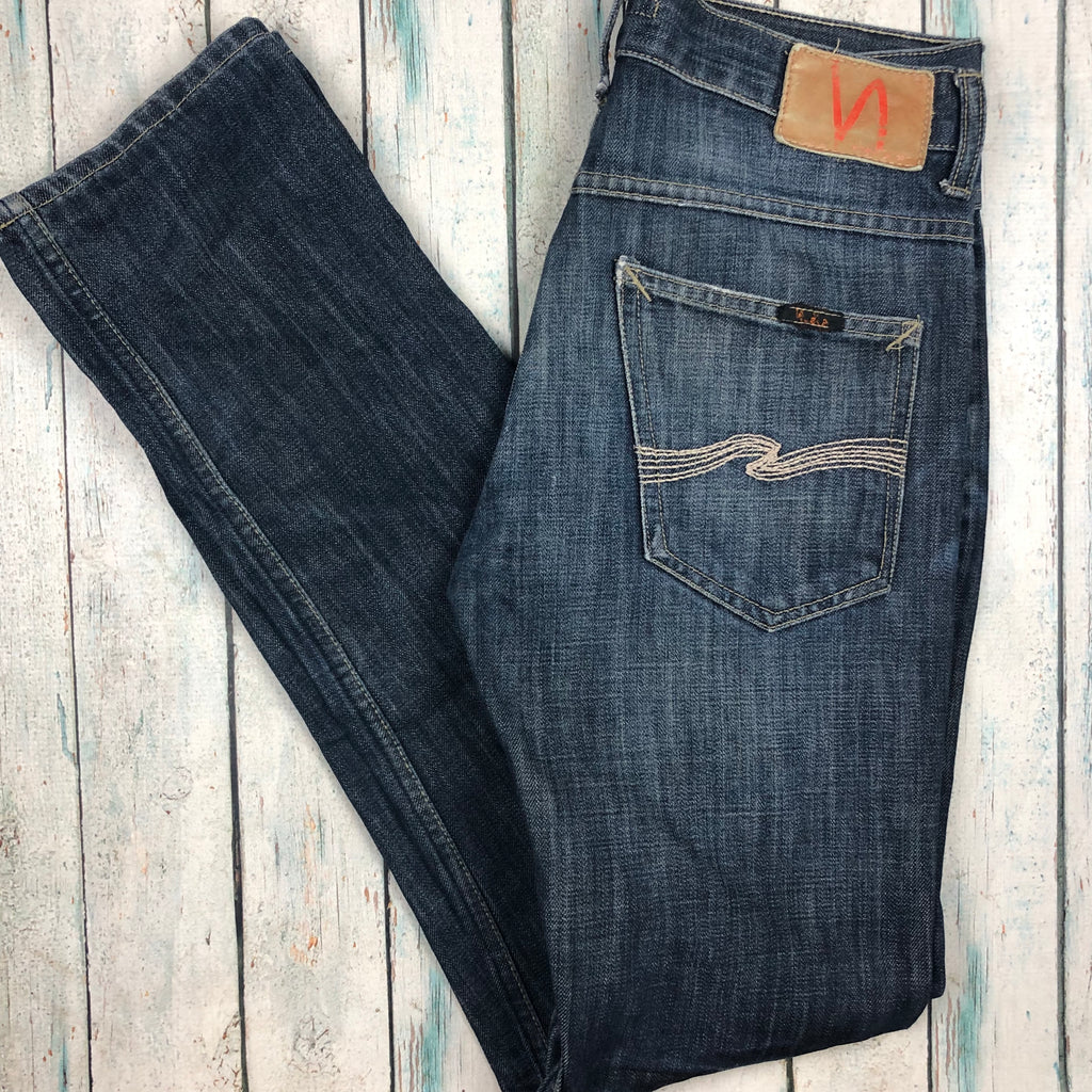 Nudie Jeans Co. 'Regular Ralf' Dry Wash Jeans - Size 30