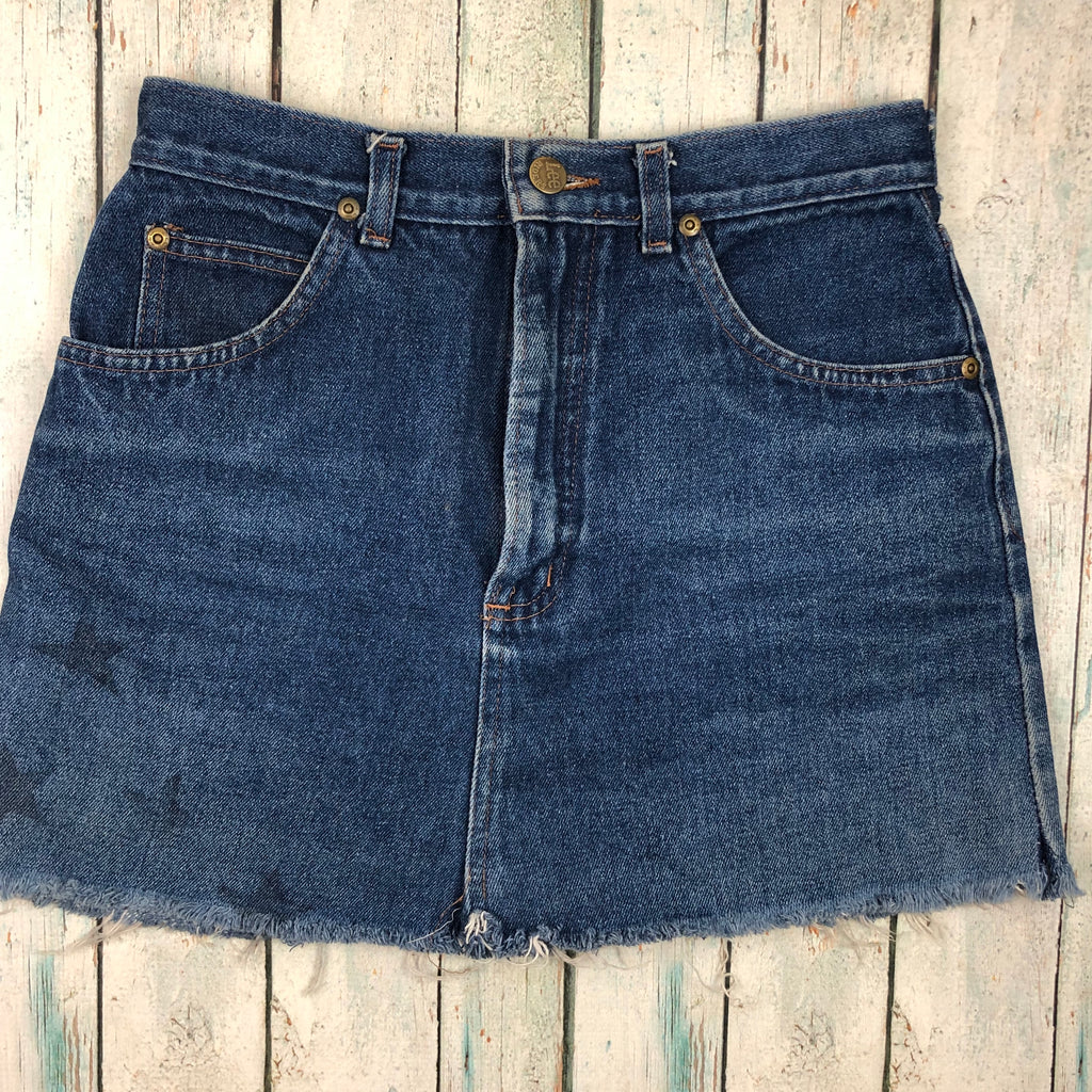 Vintage 1980's Denim Skirt by Lee