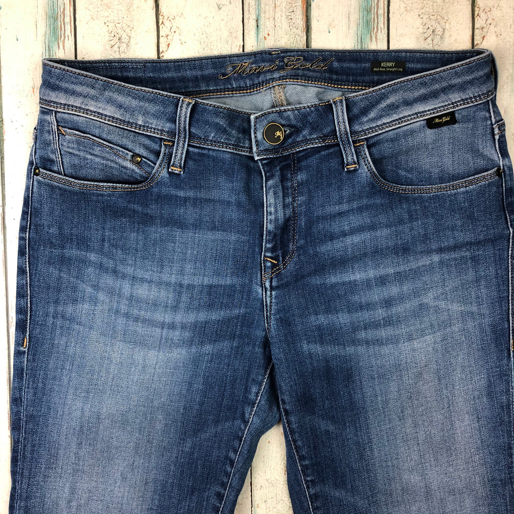 Mavi Gold 'Kerry' Ladies Stretch Denim Jeans -Size 29/32