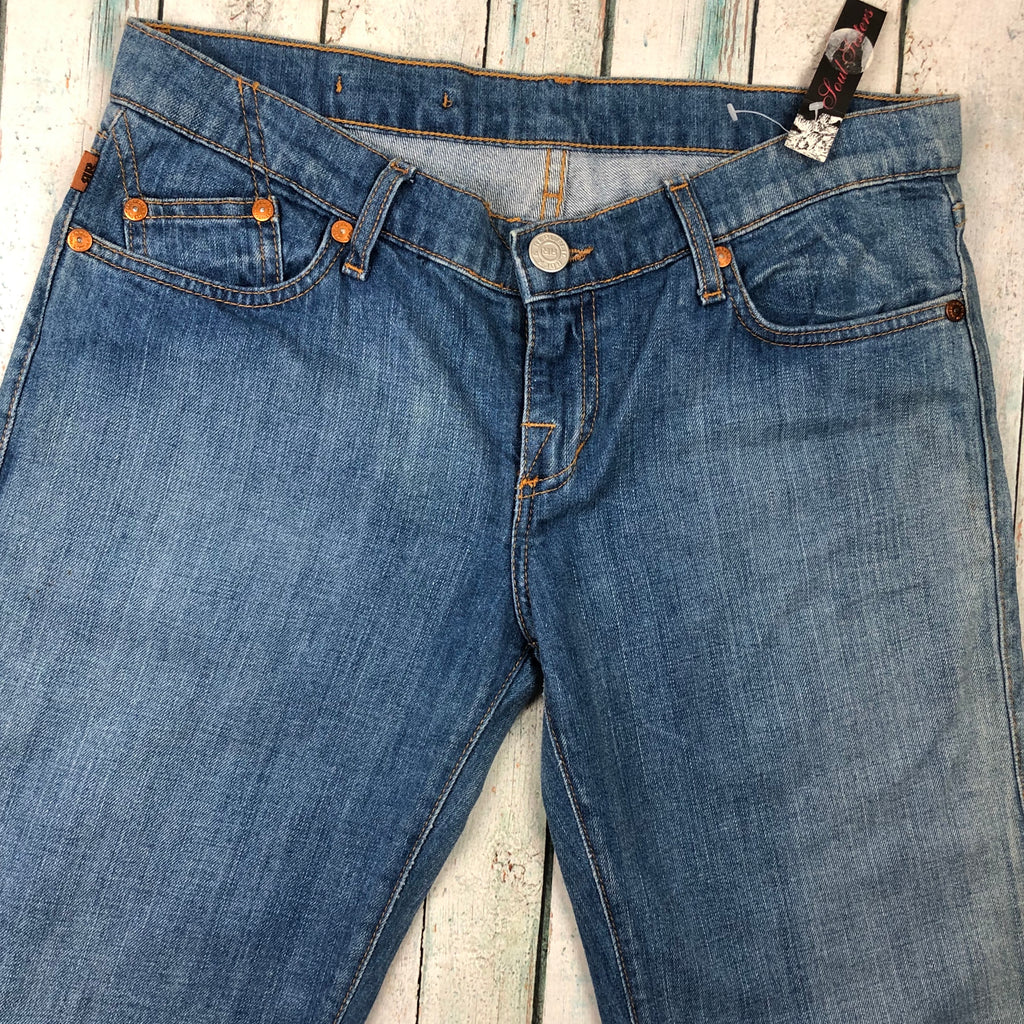 NEW- Rock & Republic 'Sting' Jeans RRP $345- Size 30