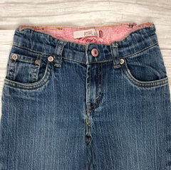 Levis  517 Flare Girls Stretch Jeans - Size 6