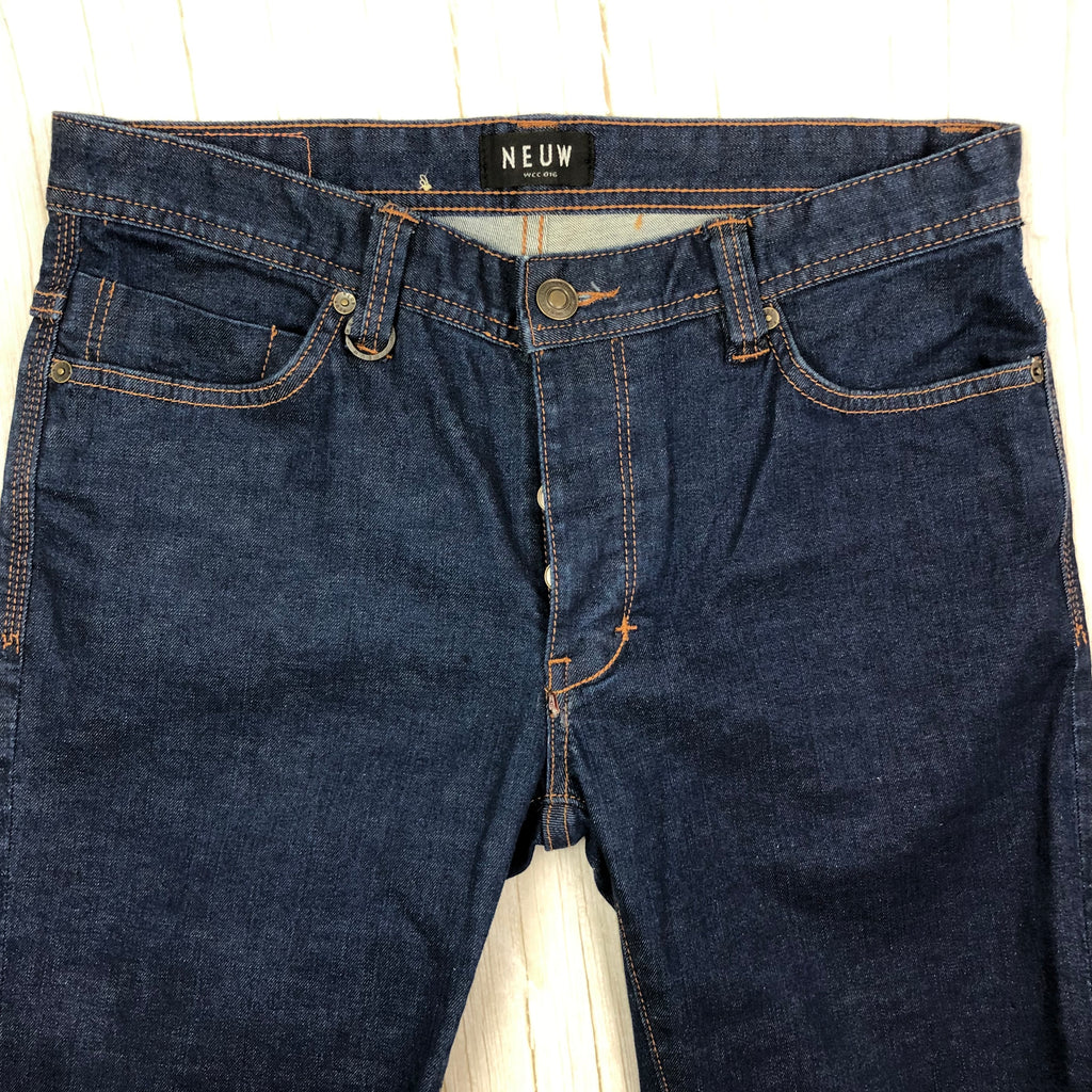 Mens NEUW 'Hell Skinny' Jeans - Size 31/32