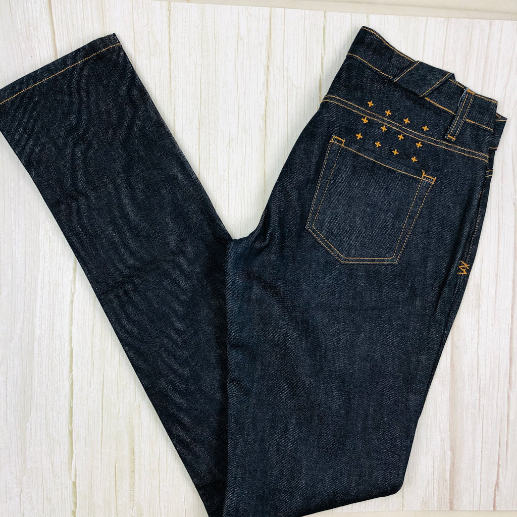 Ksubi Mid Rise Skinny Leg Jeans Made in USA- Size 29