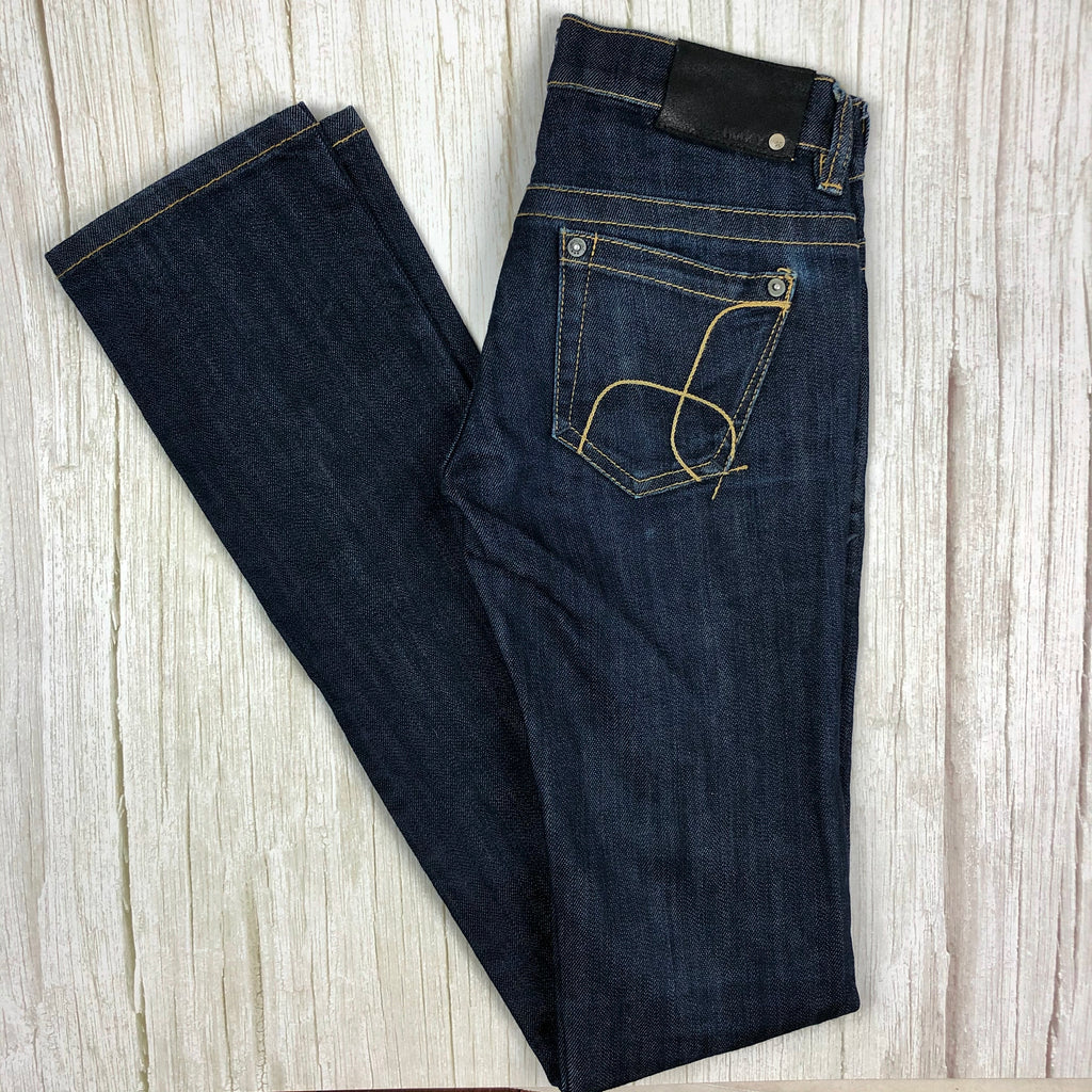 Ladies Skinny Hurley Stretch Jeans - Size 6