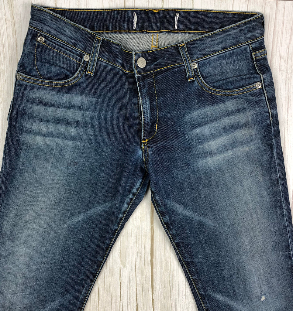 Paper Denim & Cloth 'Mod Fade' Japanese Denim Jeans - Size 27-Jean Pool
