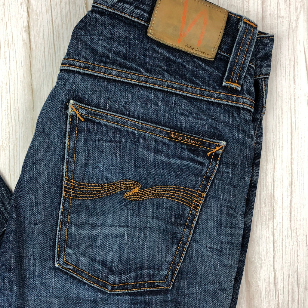 Nudie Jeans Co. 'Grim Tim' Organic Deep Shape Jeans - Size 32/34