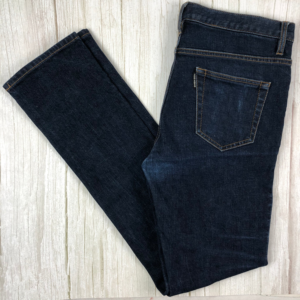 Jack London Men's Dark Wash Stretch Skinny Jeans - Size 32