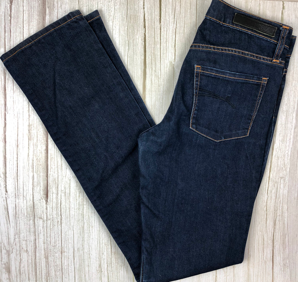 NOBODY Mid Rise Tapered Slim Leg Jeans- Size 27-Jean Pool
