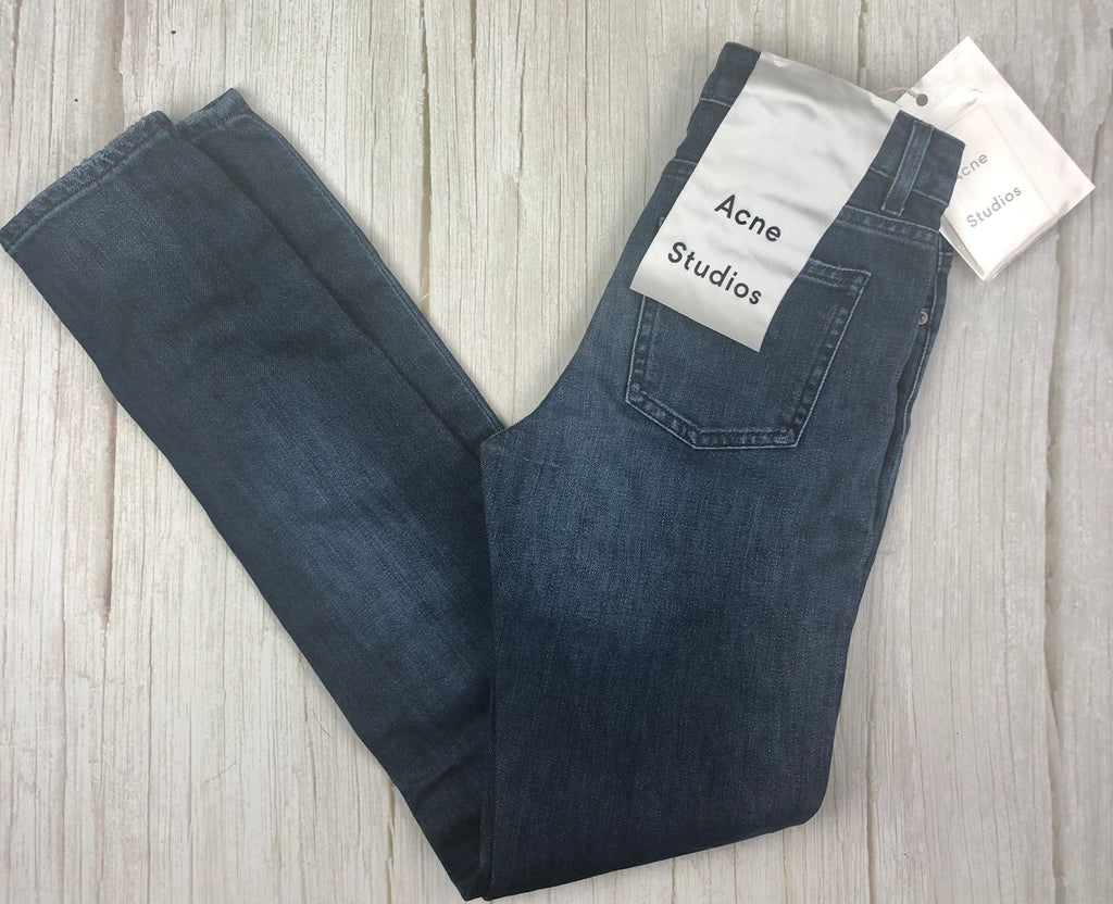 NWT- Acne Ladies 'Skin 5 Pocket' Skinny Jeans - Size 25/34-ACNE-Jean Pool