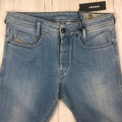 NWT Diesel Denim 'Akee' Slim Tapered Jeans -Size 29/32-Diesel-Jean Pool