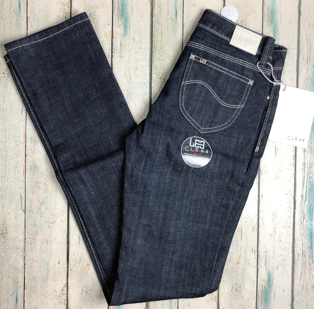 NWT - Lee 'Supatube' Clean Ladies  Jeans RRP $159.95 - Size 7