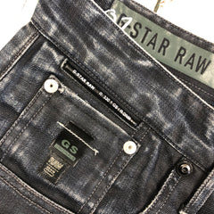 Men's G Star RAW 3301 'Submarine Original' Denim Jeans -Size 32/32-G Star RAW-Jean Pool