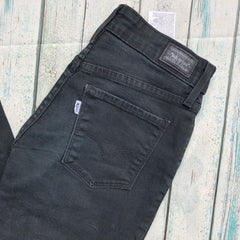 Levis Black Leggings Jeans -Size 25