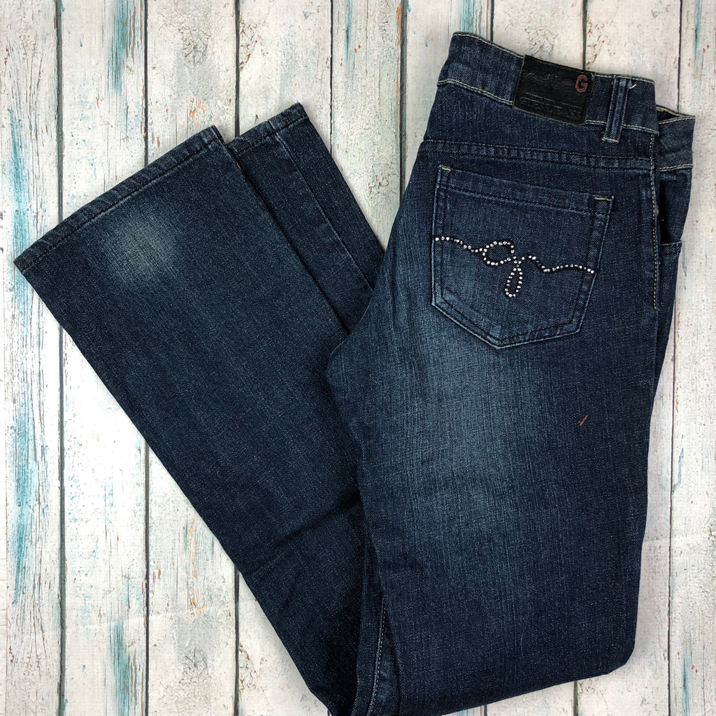 Guess 'Palm Spring' Straight Leg Jeans - Size 28