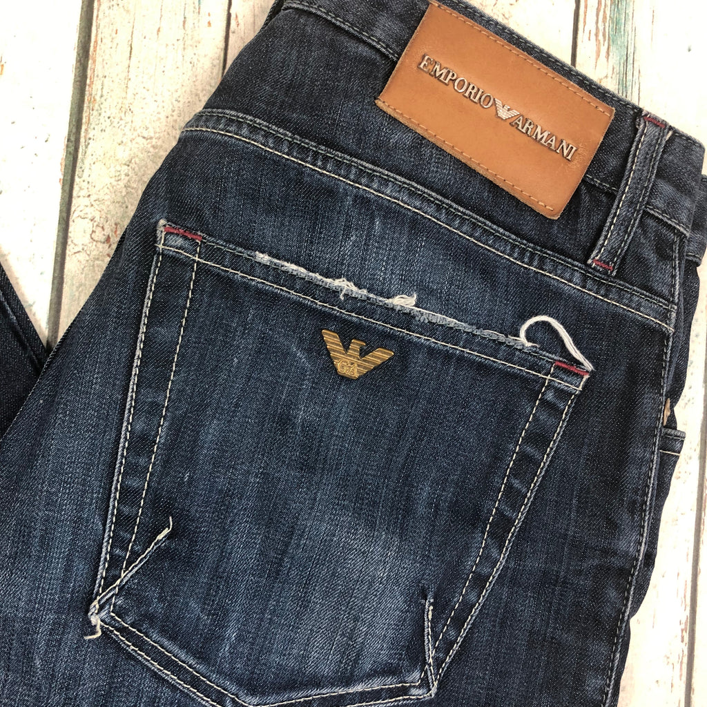 Emporio Armani 'Johnny Slim Fit' Jeans -Size 31