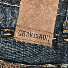 Chevignon Legend Label 'Spot' Jeans- Size 24