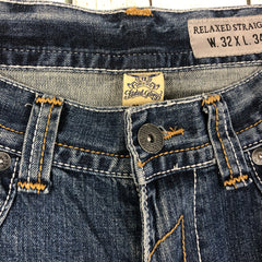 Faded Glory Easy Fit Jeans - Size 32//34