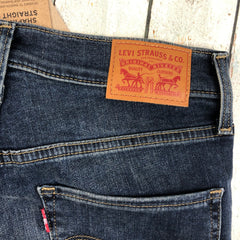 Levis 314 Shaping Straight Jeans -Size 27 /32