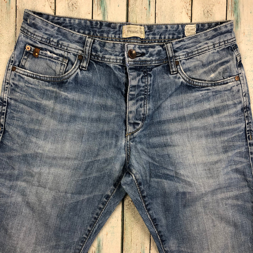 Jack & Jones 'Clark Original' Jeans -Size 34/34