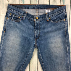 Ralph Lauren Polo Stretch 'Whitney' Jeans - Size 32